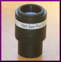 2 inch 65mm, 72mm, and 85mm XL Super-Plossl